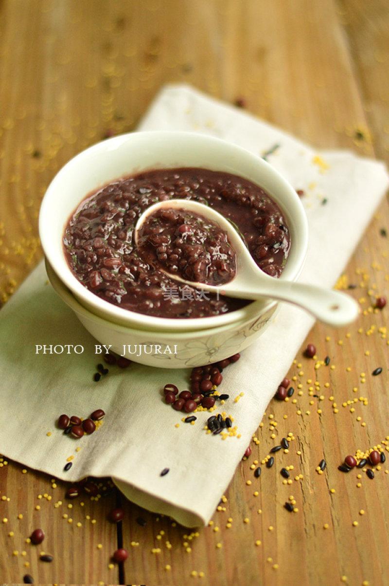 薏米红豆杂粮羹
