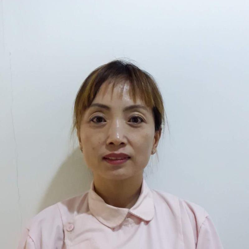 58到家育儿嫂杨永红