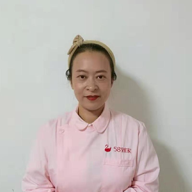 58到家育儿嫂刘凤英