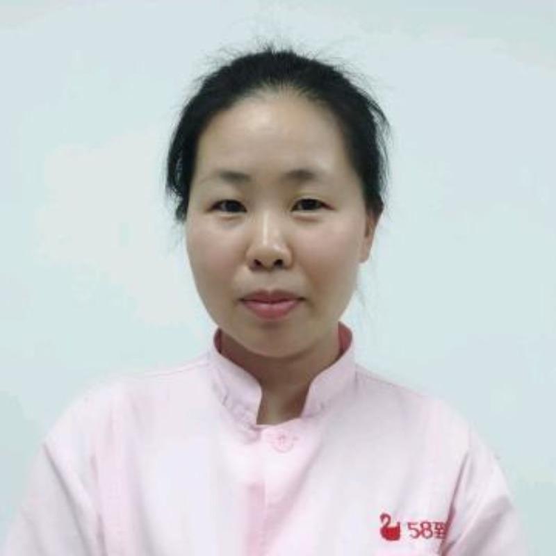 58到家育儿嫂杨爱香