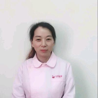 58到家育儿嫂黄圣敏