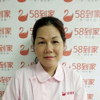 58到家育儿嫂谢惠玲